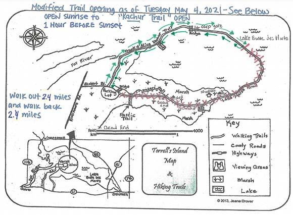 Trails Map